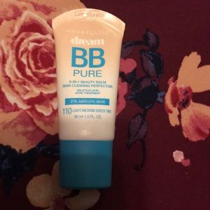 Maybelline dream BB pure 8-in-1 beauty balm 💕